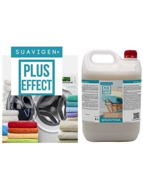 Extra perfumed fabric softener SUAVIGEN PLUS EFFECT