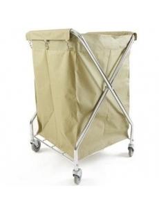 Vežimėlis skalbiniams LAUNDRY ECO