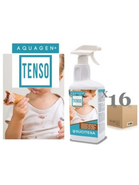 Stain remover (humectant) AQUAGEN TENSO 1Lx16units