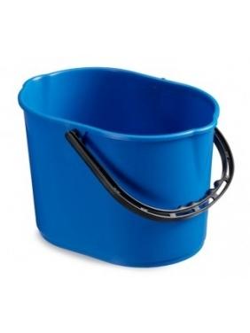 Bucket PLUTO 12L, blue