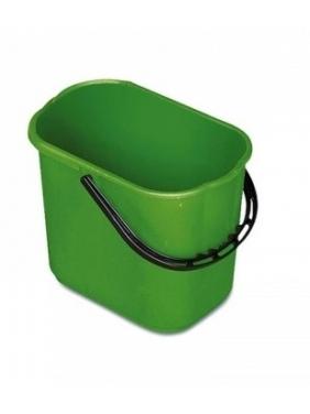 Bucket PLUTO 12L, green
