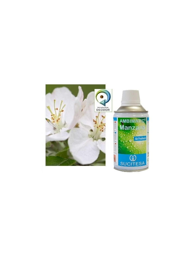 Apple fragrance air freshener AMBIMATIC NOA