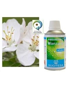 Apple fragrance air freshener AMBIMATIC MANZANA