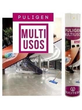 Antistatic dust catcher PULUGEN MULTIUSOS SP 650ml