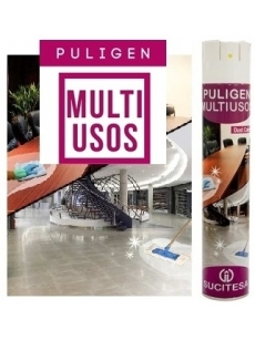 Antistatinis dulkių valiklis PULIGEN MULTIUSOS SP 650ml