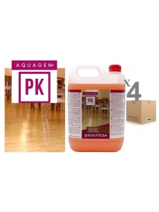 Medinių grindų valiklis AQUAGEN PK 5Lx4vnt.