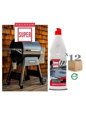 Degreaser for ovens and grills AQUAGEN SUPER 500mlx12units