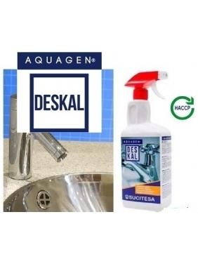 Anti-limescale cleaner AQUAGEN DESKAL 1L