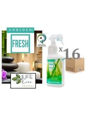 DKNY parfum analog air freshener AMBIGEN FRESH 750mlx16units
