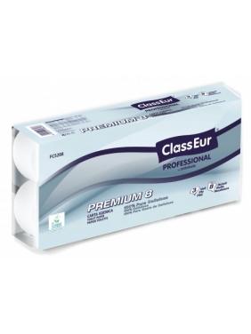Toilet paper PREMIUM 8 (8units)