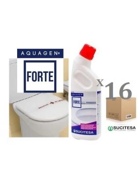 Stiprus WC valiklis AQUAGEN FORTE 1Lx16vnt.