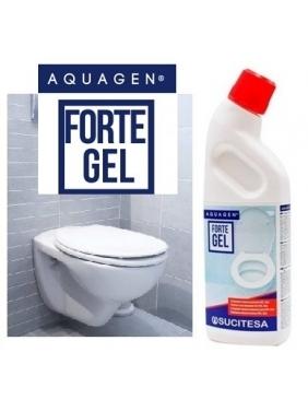 Gelinis WC valiklis AQUAGEN FORTE GEL 1L