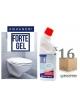 Gel cleaner and descaler for WC AQUAGEN FORTE GEL (12units)