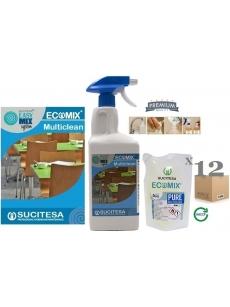 Multi-purpose & window cleaner ECOMIX MULTICLEAN