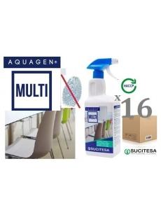 Multi-purpose cleaner AQUAGEN MULTI 1Lx16units