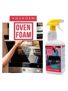 Oven claner foam AQUAGEN OVEN FOAM