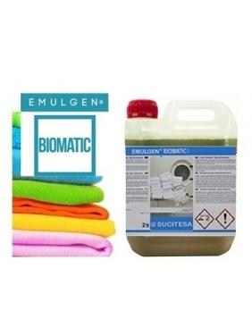 Skalbimo skystis su enzimais EMULGEN BIOMATIC 2L