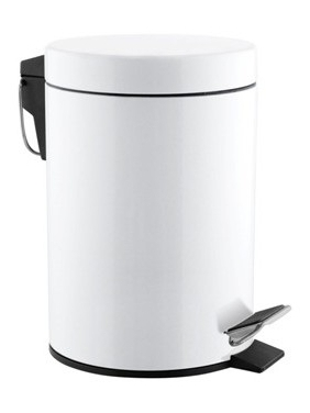 Sanitary bin 3L with pedal