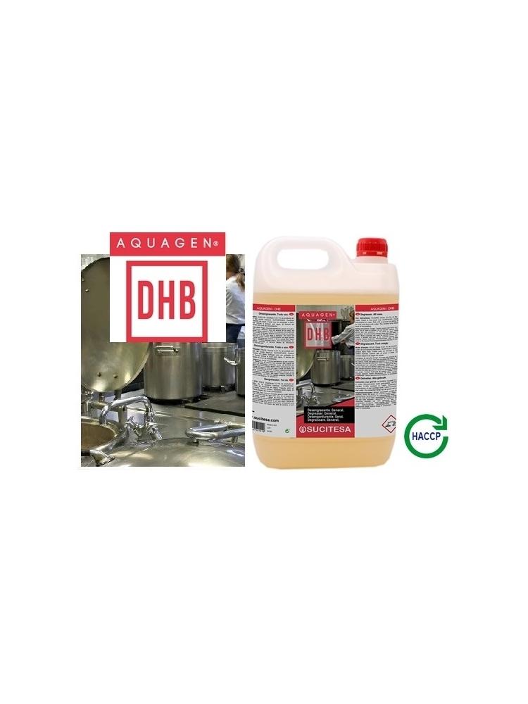 All uses degreaser AQUAGEN DHB