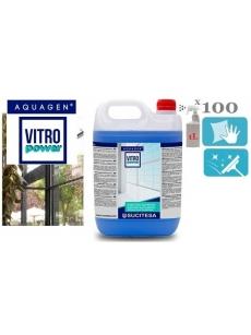Stiklo valiklis AQUAGEN VITRO POWER 5L (koncentratas)