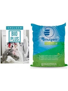 Aukštos kokybės skalbimo milteliai su enzimais EMULGEN BIOPLUS