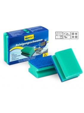Kempinėlės GRIP BLUE su nagų apsauga 9.5x7x4,5cm (2vnt.)