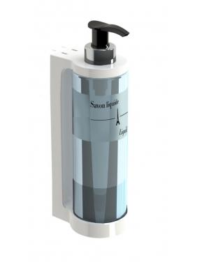 Soap dispenser JVD ISSIS WHITE, 300ml