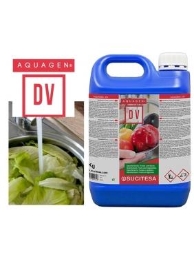 Fruits and vegetables disinfectant AQUAGEN DV 5Kg
