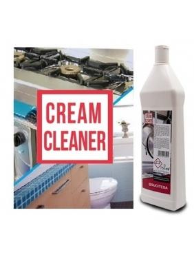 Degreasing cream with abrasive CREAM CLEANER 750ml