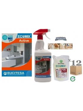 Vonios kambario valiklis ECOMIX ACTIVE 12MINI