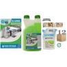 Detergent with ammonia ECOMIX AMMONIA 12MINI