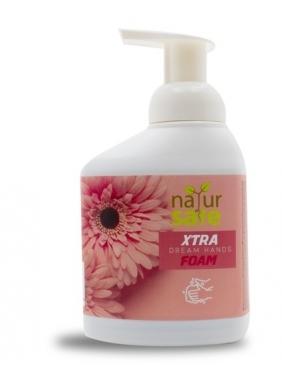 Hand wash foam NATURSAFE XTRA DREAM HANDS 500ml