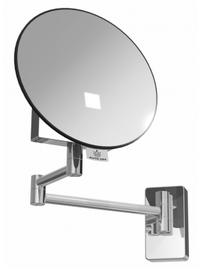 ECLIPS mirror for bathroom with LED