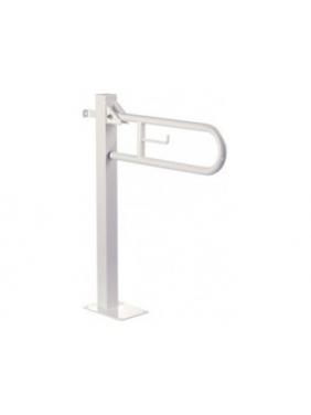 Atlenkiamas ranktūris Mediclinics Swing-up Grab Bar White 721x800mm