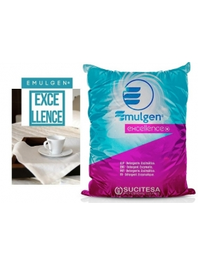 Laundry detergent with enzymatic EMULGEN EXCELLENCE 20Kg