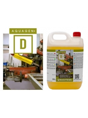 All uses strong degreaser AQUAGEN D 5L