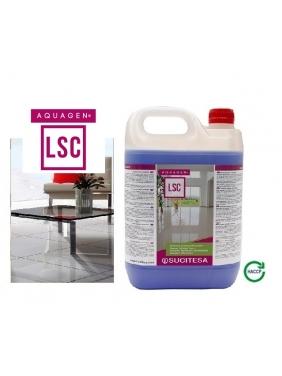 Blizgių grindų ploviklis AQUAGEN LSC 5L
