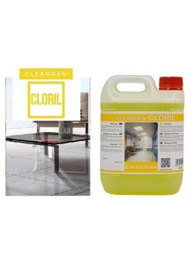 Valiklis su chloru CLEANGEN CLORIL, 2Kg