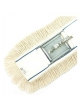 Cotton floor cleaning mop MAT with metal holder