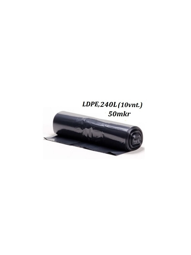 Polybags LDPE 240L, 10units