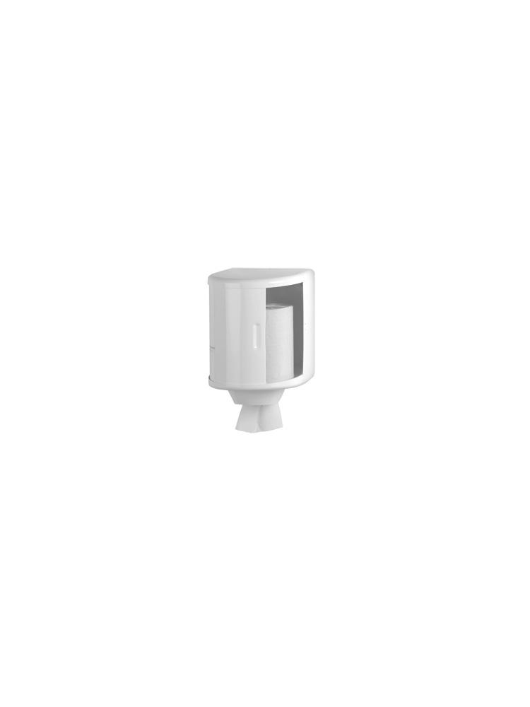 Popierinių rankšluosčių rulonų laikiklis DT0303 (baltas)