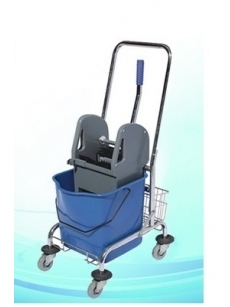 Valymo vežimėlis ECO TROLLEY 25L